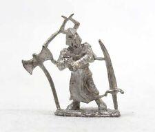Dark Horse Adventurers Warrior with Battle Axe Version 1 25mm Metal Miniature