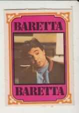 Monty Gum trading card 1978 TV Series: Baretta #24