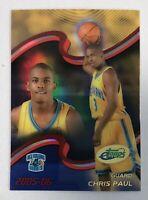 2005-06 eTopps Chris Paul #46 Rookie Card RC #/2000 Near Mint / Mint SP 🔥
