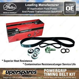 Gates Camshaft Timing Belt Kit & HYD for Great Wall X Series X240 2.4L 100KW