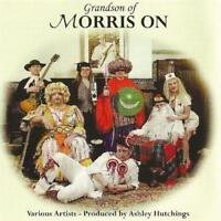 GRANDSON OF MORRIS ON - V/A (NEW/SEALED) CD Ashley Hutchings Folk Music Dancing