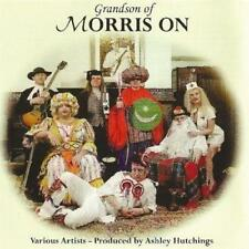 GRANDSON OF MORRIS ON - V/A (NEW/SEALED) CD Ashley Hutchings Folk Music Dancing