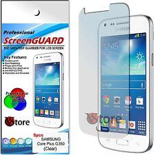 5 Pellicola Per Samsung Galaxy Core Plus SM-G350 Proteggi Salva Display LCD