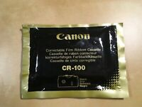 Canon CR-100 Farbbandkassette StarWriter Typstar 10,20,25,30,210,220 Correctable