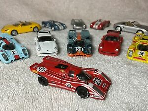 Hot Wheels 1:64 1969 Porsche 917 #23 Red Vintage Race Car Mint Loose