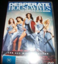 Desperate Housewives The Complete Sixth Season 6 (Australia Region 4) DVD - New