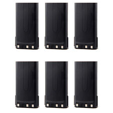 6X KNB-15 Battery for KENWOOD TK260 TK270 TK272 TK278 TK360 TK370 TK372