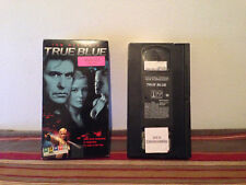 True Blue (VHS, 2002) Tape & sleeve