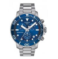 Authentic Tissot Seastar 1000 Chrono Stainless Steel Men's Watch T1204171104100