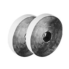 """1"""" 5 Yards 15 Feet Self Adhesive Tape Hook and Loop Fastener Extra Sticky Back"""