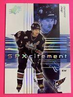 2002-03 Upper Deck SPXcitement #100 Jaromir Jagr Washington Capitals