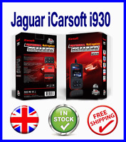 JAGUAR X-TYPE DIAGNOSTIC SCAN TOOL & RESET FAULT CODE READER + ICARSOFT I930