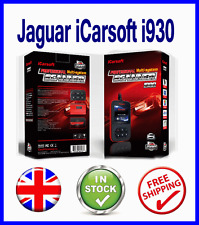 JAGUAR XJ XF XK DIAGNOSTIC SCAN TOOL & RESET FAULT CODE READER + ICARSOFT I930