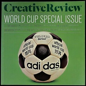 CREATIVE REVIEW 06/2014 World Cup Special Issue PICTOPLASMA Adidas NIKE @EXCLT