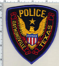 Raymondville Police (Texas) Shoulder Patch from 1991