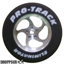 Pro Track Sawblade Series CNC Foam Drag Front Wheels, 1 1/16 x .250, .063 Axle