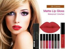 Lips Makeups Gloss Long Lasting Moistureip Matte Cosmetic Red Lipstick