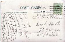 Genealogy Postcard - Family History - Williams - St George - Near Bristol  A1261