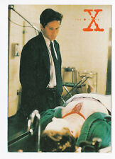 X-FILES carte postale n° C 600 David DUCHOVNY XFILES X FILES