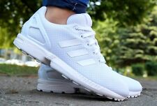 Adidas ZX Flux K S81421 blanco calzado Eur38.6/24.0cm/uk5.5/us7.0