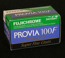 FUJIFILM  PROVIA  100 F  135/36    5 FILME   MHD/expiry date 02/2019