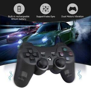 PS3 Wireless GamePad Controller Bluetooth PlayStation 3 DualShock Dual Vibration