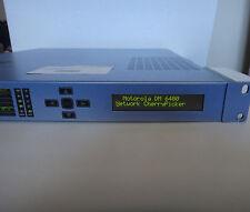 Motorola Terayon DM6400 DM 6400 Network CherryPicker