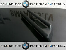 GENUINE BMW E60 E61 & LCI, E65 E66 E67  SEAT RAIL TRIM REAR LEFT  7007703