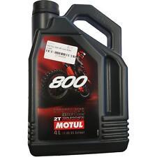Motul 800 Off Road 4 LITRES 2-Takt