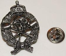 Preussisches Freikorps Preußen Krone Totenkopf l Anstecker l Abzeichen l Pin 232