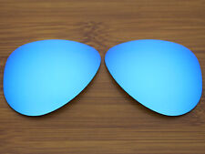 Replacement Ice Blue Polarized Lenses for RB3044 52mm Sunglasses