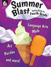 Summer Blast: Getting Ready for Fourth Grade, , Wendy Conklin, Very Good, 2016-0