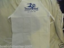 Apron, Parrot Logo Treasure Island Resort & Casino, Red Wing, MN, New