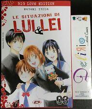 LE SITUAZIONI DI LUI & LEI BIG LOVE EDITION N.3  Ed. DYNIT  SCONTO 10%