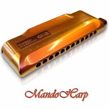 Hohner Chromatic Harmonica - 7546/48/C CX-12 Jazz 12-Hole 48-Reed NEW