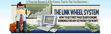 Link Wheel Success - How To Dominate The Search Engines- Videos on 1 CD