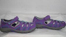 Merrell Kids MY54861 Hydro Hiker Jr Outdoor Sandal Purple Girls Size 5