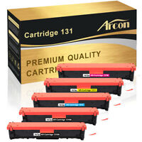 5PK Toner Cartridge for Canon 131 imageCLASS LBP7110CW MF8280CW MF624CW MF628CW