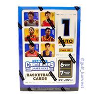 Panini Contenders Draft Picks Basketball 2020-21 Blaster Box, NEW/SEALED IN HAND