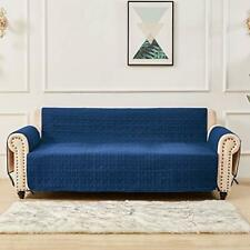 54 Inch Loveseat Sofa Cover - Rbsc Home 100% Waterproof Quilted Thick Couch C.