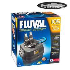 Fluval 105 Außenfilter Vorgänger von Fluval 106