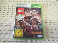 Lego Pirates of the Caribbean Das Videospiel für XBOX 360 XBOX360 *OVP* C