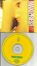 MAXI PRIEST Just wanna Know 3 MIXES & UNRELEASED Europe CD single USA seller