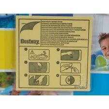 Bestway piscinas e hinchables parches