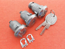 1983 1984 1985 1986 1987 CUTLASS MONTE CARLO REGAL OEM DOOR & TRUNK LOCKS