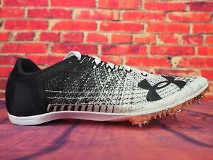 Under Armour Unisex SpeedForm Miler 2 3000020-101 White Black Running Shoes