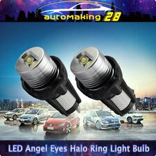 20W 6000K LED Angel Eye Halo Ring Marker Light Bulb for BMW E90 E91 Error Free