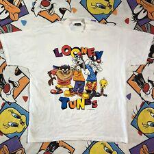 New listing Vtg 1996 Looney Tunes Xl T-shirt Hip Hop Taz Bugs Bunny Sylvester Euc Rap Tee