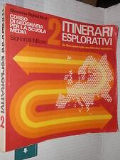 ITINERARI ESPLORATIVI L EUROPA Giovanni Righini Ricci Signorelli 1979 Volume 2