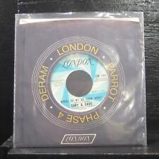 """Gary & Dave - Could You Ever Love Me Again 7"""" Mint- LON 200 Vinyl 45"""